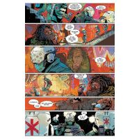 Komiks Cyberpunk 2077: Trauma Team