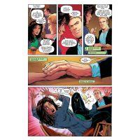 Komiks Liga spravedlnosti vs. Sebevražedný oddíl 1