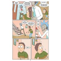 Komiks Rick a Morty 1