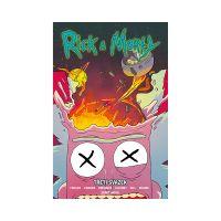 Komiks Rick a Morty 3
