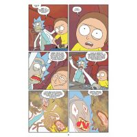 Komiks Rick a Morty 3