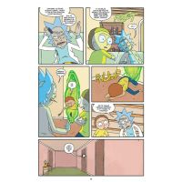 Komiks Rick a Morty 2