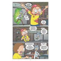 Komiks Rick a Morty 4