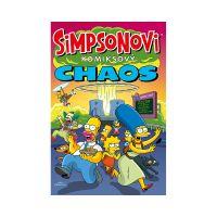 Komiks Simpsonovi: Komiksový chaos