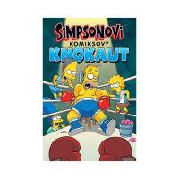 Komiks Simpsonovi: Komiksový knokaut