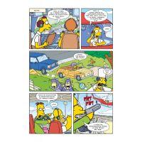 Komiks Simpsonovi: Zašívárna