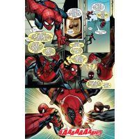 Komiks Spider-Man / Deadpool 1: Parťácká romance
