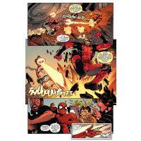 Komiks Spider-Man / Deadpool 2: Bokovky