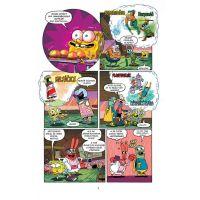 Komiks Sponge Bob 2: Dobrodruzi všech moří, spojte se!