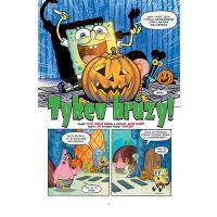 Komiks Sponge Bob 3: Příběhy ze zakletého ananasu