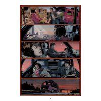 Komiks Stranger Things: Křest ohněm