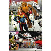 Komiks Strážci galaxie - Noví Strážci 3: Strážci ve válce