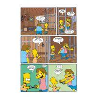 Komiks Velká zdivočelá kniha Barta Simpsona