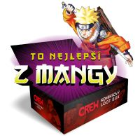 Komiksový Box: To nejlepší z mangy