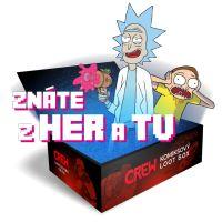 Komiksový Box: Znáte z her a televize