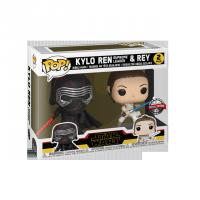 Kylo Ren & Rey 2-pack