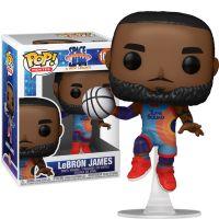 LeBron James skákající