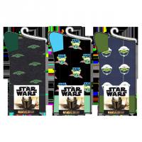 Mandalorian Baby Yoda Ponožky 3Pack