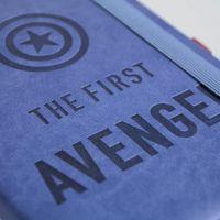 Avengers Captain America Zápisník