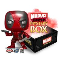 Marvel Deadpool Speciál Mystery Box