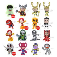 Marvel Heroes - Blindbox HOTTOPIC