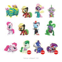 My Little Pony Power Ponies - Blindbox HOTTOPIC