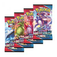 Pokémon: Battle Styles Booster