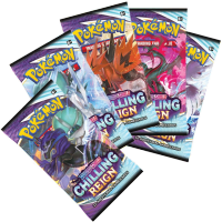 Pokémon: Chilling Reign Booster