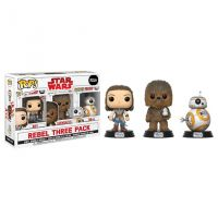 Rebels 3-pack - The Last Jedi