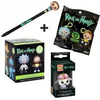 Rick a Morty #4 Balíček