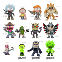 Rick a Morty série 2 Exclusive - Blindbox