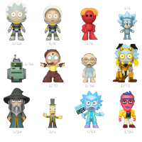 Rick a Morty série 3 - Blindbox