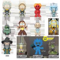 Rick a Morty série 3 Exclusive - Blindbox