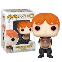 Ron Weasley with slugs