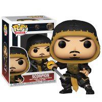 Scorpion - Mortal Kombat CHASE