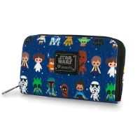 Star Wars Cutesy Characters Wallet