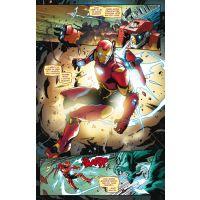 Tony Stark - Iron Man 1: Muž, který stvořil sám sebe