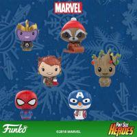 Vánoční Marvel - PINT SIZE Blindbox
