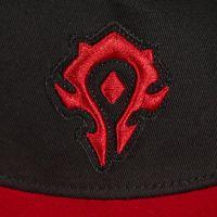 World of Warcraft Horde Snapback Kšiltovka