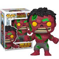 Zombie Red Hulk