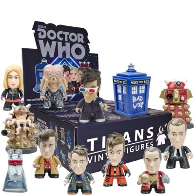 10th Doctor Who - Blindbox