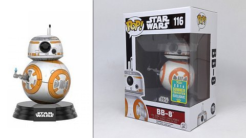 116 BB-8 Thumbs Up SDCC (Star Wars Force Awakens)