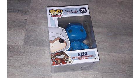 Funko PoP! 21 Ezio Eagle Vision (Assassins Creed)