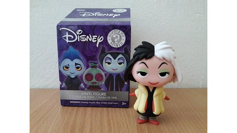 Cruella de Vil - Disney Padouši