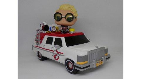 PoP! Ride - 23 ECTO-1 (Ghostbusters)