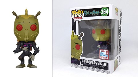 264 Krombopulos Michael NYCC (Rick and Morty)
