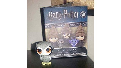 Papušík sova Rona Weasleyho