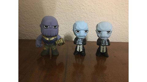 Poskok Thanose (Avengers: Infinity war)