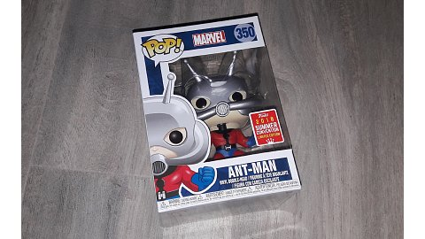Funko PoP! 350 Classic Ant-Man (Marvel)