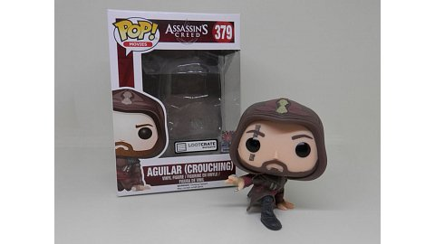 379 Aguilar Crouching (Assassins Creed) Loot Crate Exclusive
